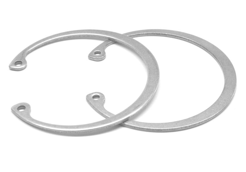 1.625 Internal Retaining Ring Stainless Steel 15-7 Pk 100