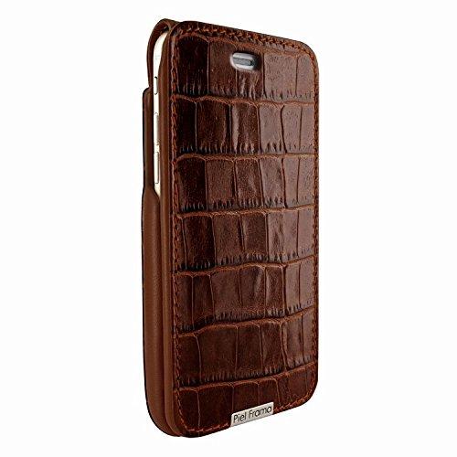 Piel Frama 770 Brown Crocodile UltraSliMagnum Leather Case for Apple iPhone 7 / 8 by Piel Frama (Image #5)