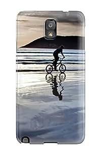 lintao diy Cute High Quality Galaxy Note 3 Beach For Ipad Case