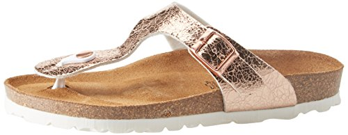 Tamaris 27537 rose Femme Metallic Mules Rose TTUnxHw8r