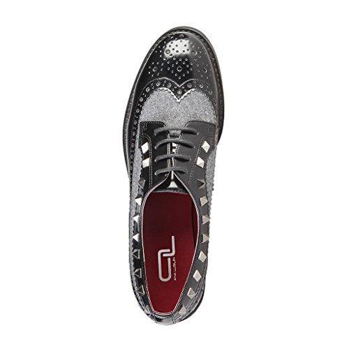 Ana Lublin Zapatos de cordones Negro