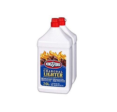 Kingsford® Charcoal Lighter Fluid - 2/64 oz. (pack of 2)