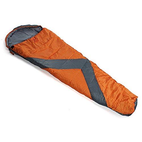 PhilMat Outdoor Camping Schlafsäcke Thick Travel Cotton Sack Kapuzen