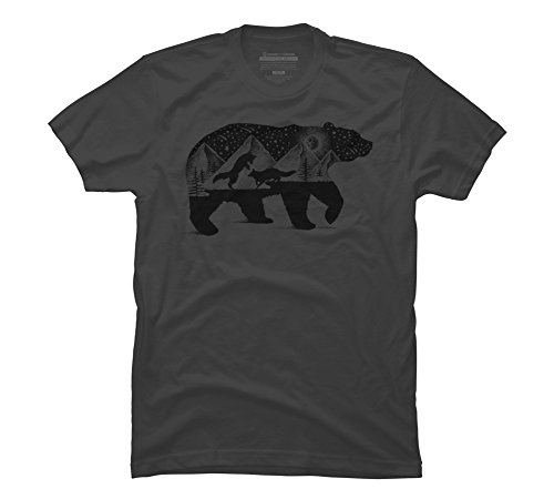 BEAR AND FOXES Graphic T Shirt