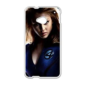 HTC One M7 Cell Phone Case White Fantastic Four D476343