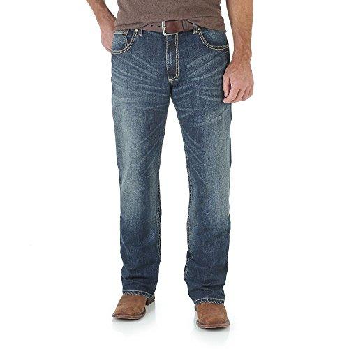 Wrangler Men's Retro Slim Boot Jeans Layton 42 34 -