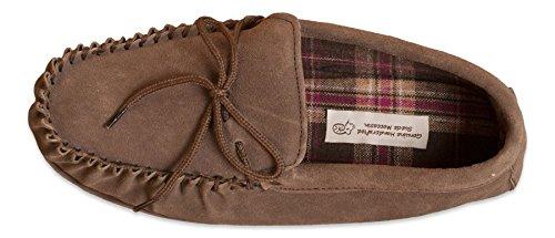 Nordvek # 424-100 - Zapatillas de estar por casa para hombre