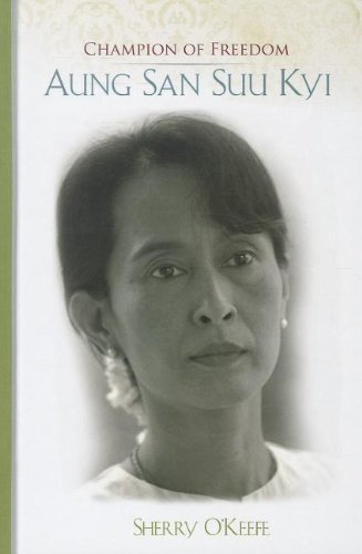 Download Aung San Suu Kyi (Champion of Freedom) PDF
