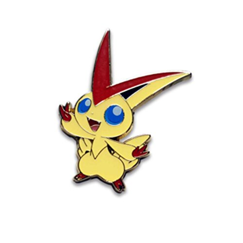 Pokemon Victini pin Mythical Collection