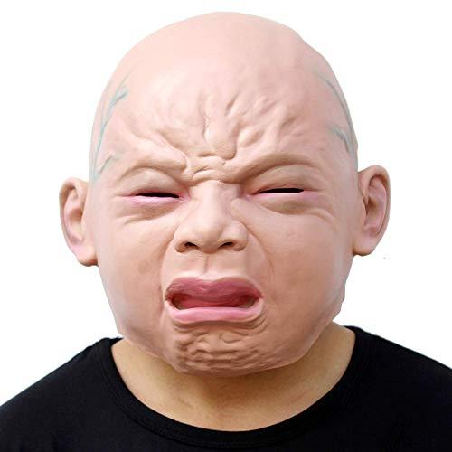 Scary Mask Guy From Majoras Mask - Halloween Mask, CreepyParty Novelty Halloween Costume