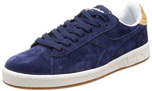 Low Uomo Diadora Juta Blu Sneaker Estate Blu S Beige Game AqSqZ