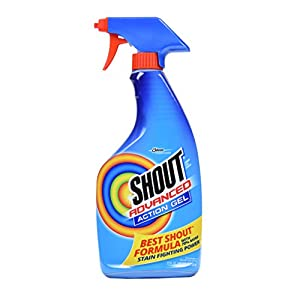 Ratings and reviews for Shout Advanced Stain Remover Gel 22 oz