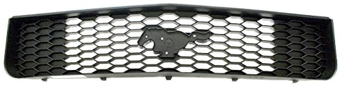 IPCW CWG-FD5207A0 Black Replacement Grille