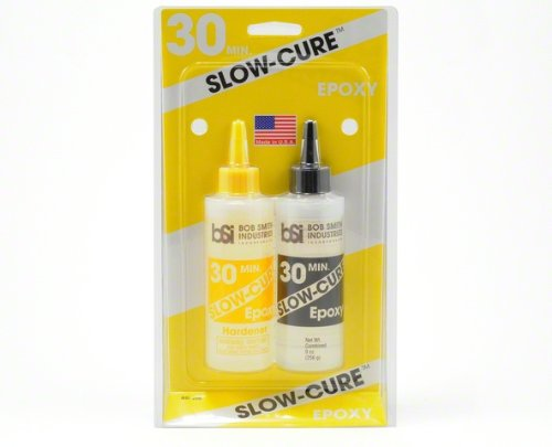 - Bob Smith 206 Slow-Cure 9oz Epoxy