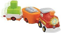 VTech Go! Go! Smart Wheels Carry-All Cargo Train