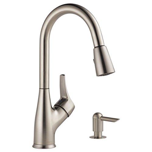 Peerless Bronze Pull Down Faucet Bronze Peerless Pull