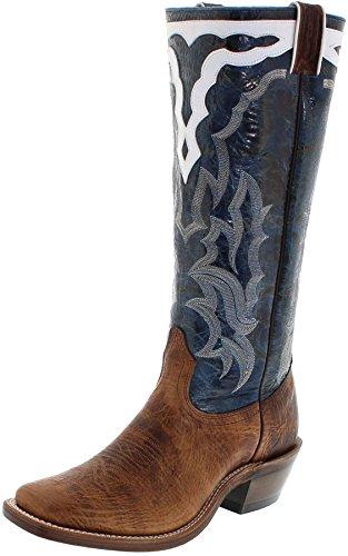 FB Fashion Boots6335 - Stivali western Uomo Whisky Turqueza (Weite E)