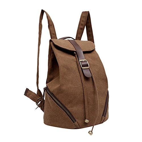 iEnjoy brown backpack