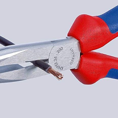 26/12/200/Sb longitud 230/mm /Alicates con corte 1/pieza Knipex/