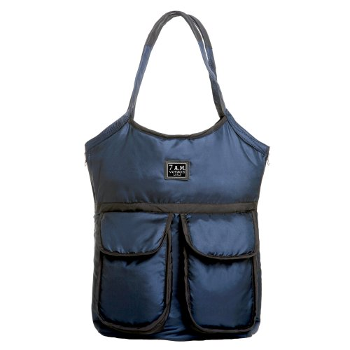 07 a.m. Enfant VB002-cach - bolso del panal de Barcelona, viajes color: marrón, un tamaño Azul