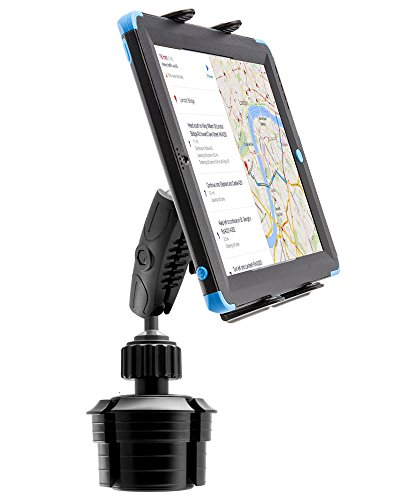 ARKON Car Cup Holder Tablet Mount for Apple iPad Air 2 iPad Pro iPad 4 3 2 Retail black (TABRM023)