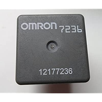General Motors 12177236, HVAC Blower Motor Relay: Automotive