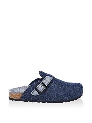 Mandèl Zapatillas de estar por casa Noe & Light Azul EU 38