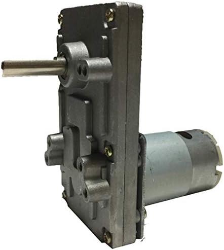 SNOWINSPRING Motoriduttore DC 24V DC Stepper Motor Geared Motor-90 Rpm