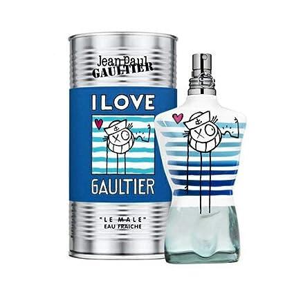 Jean Paul Gaultier Agua de Colonia para Hombres - 125 ml: Amazon ...