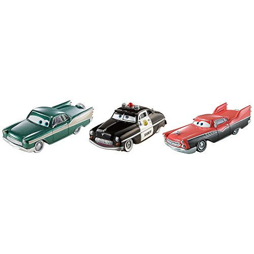 Disney Pixar Cars Flashback To Radiator Springs 3-Car Gift Pack Hank