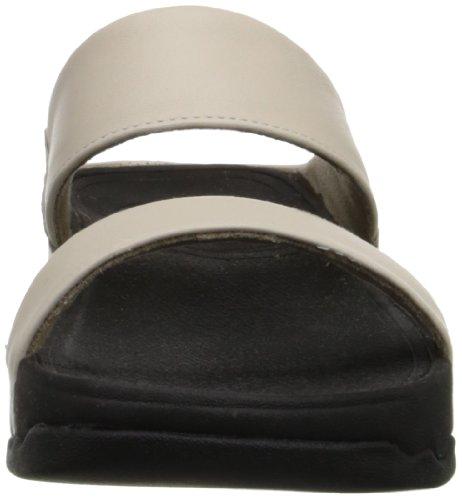 Fitflop Kvinners Lulu Lysbilde Sandal Antikk Hvit