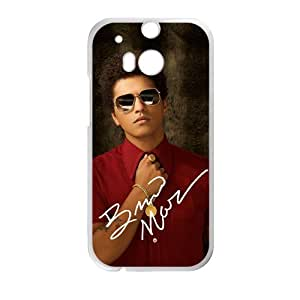 Bruno Mars Always Cell Phone Case for HTC One M8