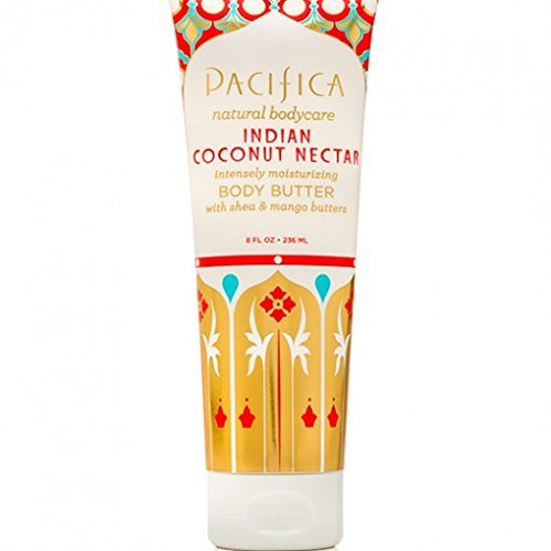 Indian Coconut Nectar Body Butter 8oz.: 1 Tube Review