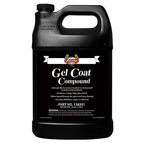 Presta Gel Coat Compound - 1-Gallon [138501]