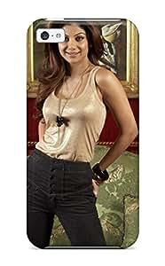 Heidiy Wattsiez's Shop Iphone 5c Case Cover - Slim Fit Tpu Protector Shock Absorbent Case (shilpa Shetty Latest) 3437563K83544245