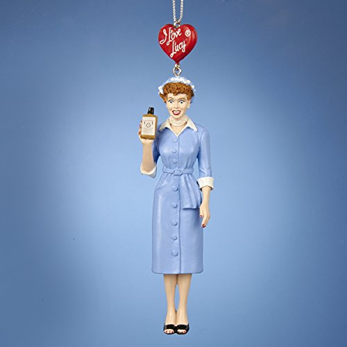 - I love Lucy Lucille Ball Resin Xmas Ornament