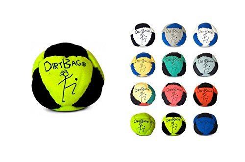 - DirtBag Footbag Classic Sand-Filled Hacky Sack