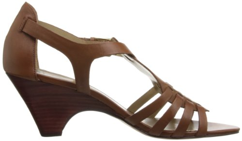 Circa Joan & David Womens Nizzie Kile Sandal Tobakk