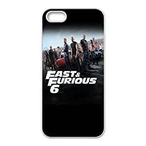 iPhone 5 5s Cell Phone Case White Fast And Furious 6 Cast C4N7RI