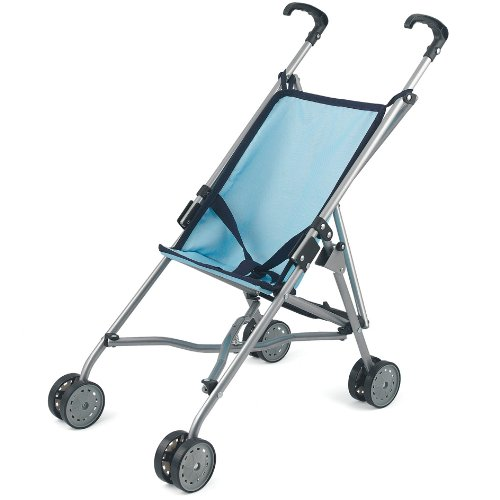 Dolls World Stroller (Blue)