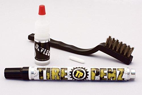 Tire Penz Paint Pen (Vivid Yellow) - 1