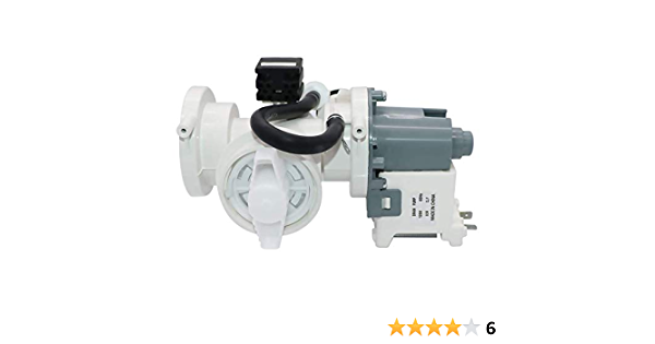 Beaquicy DC96-01585L Washer Drain Pump Assembly - Replacement for 2677749 AP5582209 PS4217041 EAP4217041 Samsung Washing Machine
