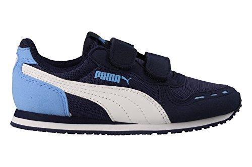 Puma Zapatilla 360245-28 Cabana Racer Azul