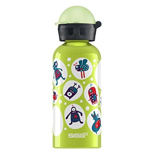 Victorinox Baby Bottle Green Monster 0,4 Lt abwechslungsreich Treck SIK40.22