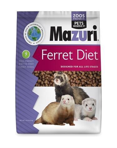 Mazuri Ferret Diet, 5 lb Bag
