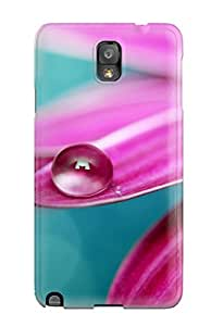 Galaxy Note 3 Hard Back With Bumper Silicone Gel Tpu Case Cover Perfect Drop