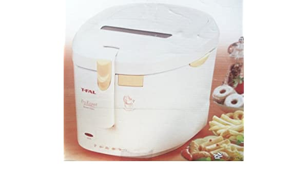 Amazon.com: T-fal Fry Expert Smart Clean Cool Touch Deep Fryer 2.2lb: Kitchen & Dining