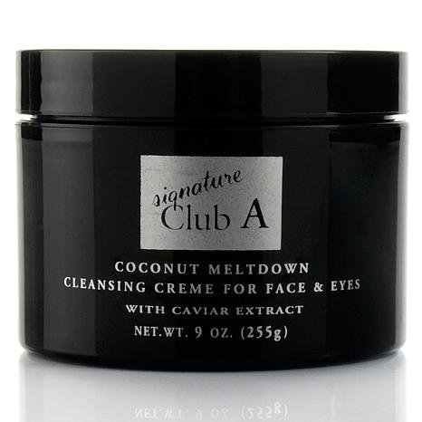 Signature Club A Coconut Meltdown Cleansing Cream for Face and Eyes with Caviar Extract 9 oz. - Coconut Club