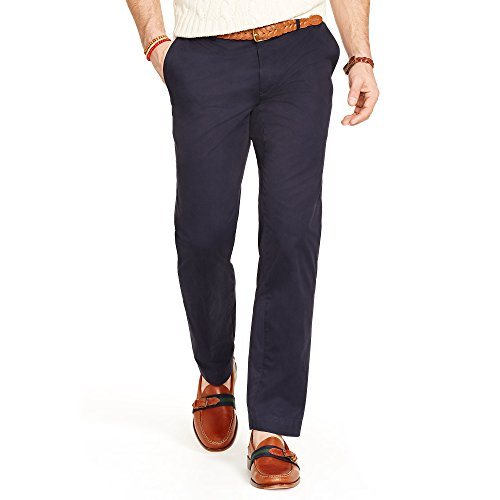 Polo Ralph Lauren Big and Tall Men's Chino Pants Navy - Lauren Ralph Pants Chino