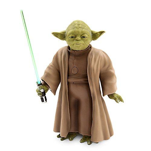 (Star Wars Yoda Talking Figure - 9 Inch)